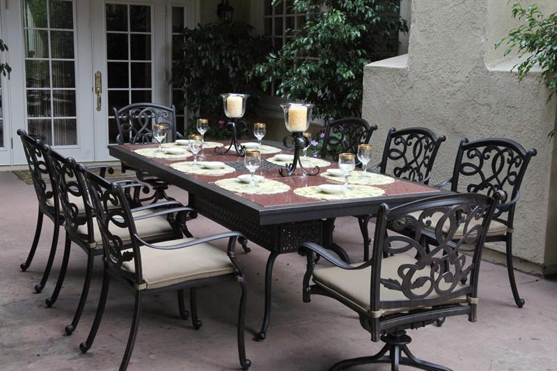 Granite top tables for Furniture 89014